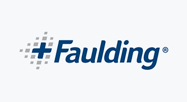 Client logo for F H Faulding. Pharmaceutical product marketing.